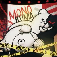 [ Icon ] Monokuma by HanonEvans