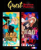 [ Quest ] Broken Palette by HanonEvans