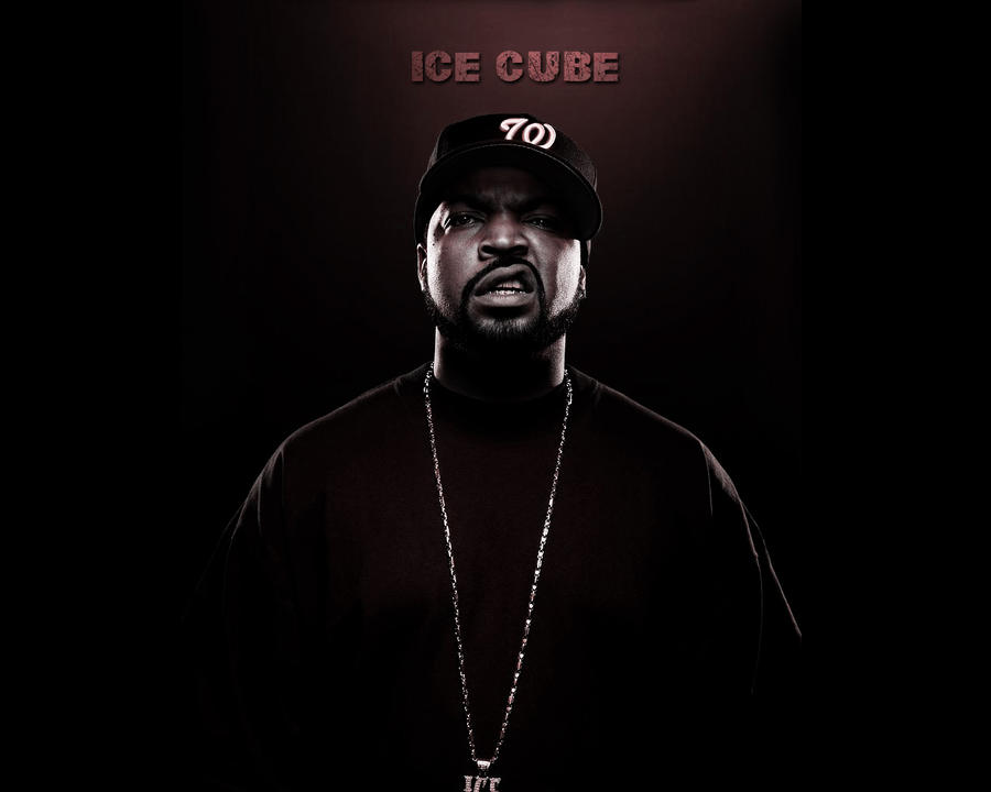 ICE CUBE Wallpaper By Ady18