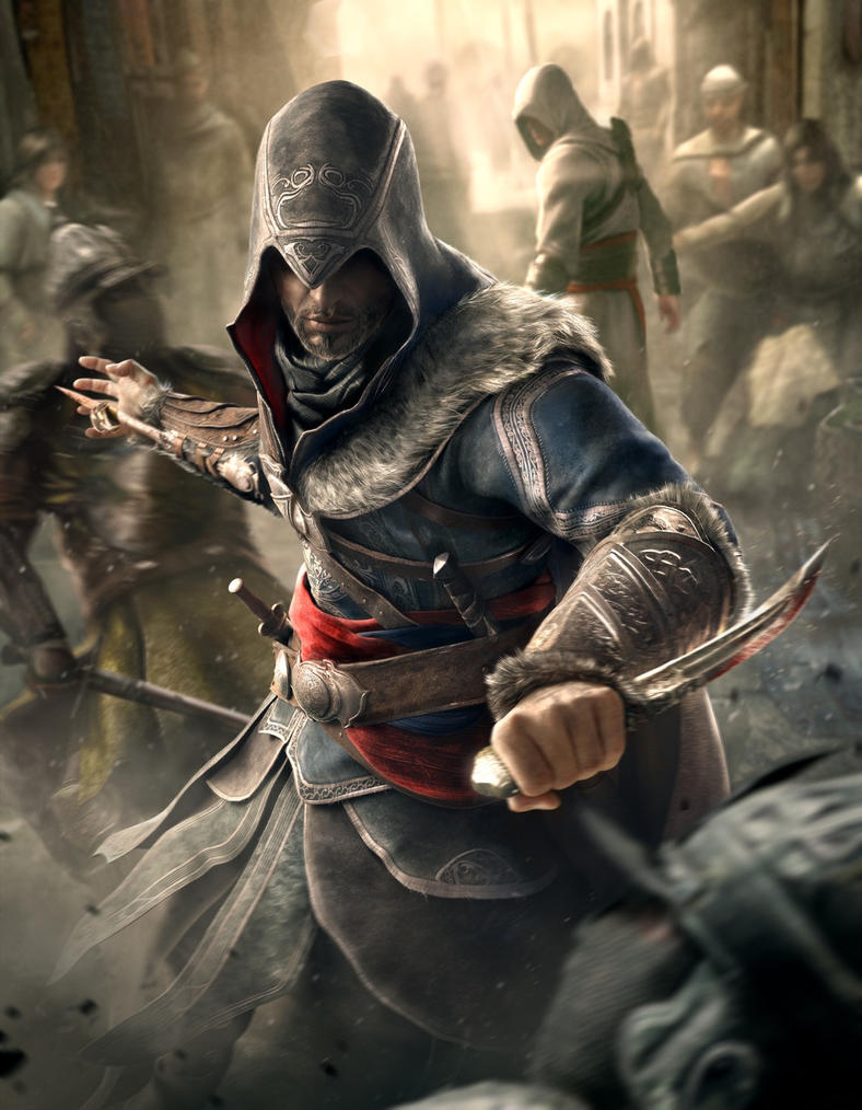 Assassin Creed Styled Feats and Other Assassin Related