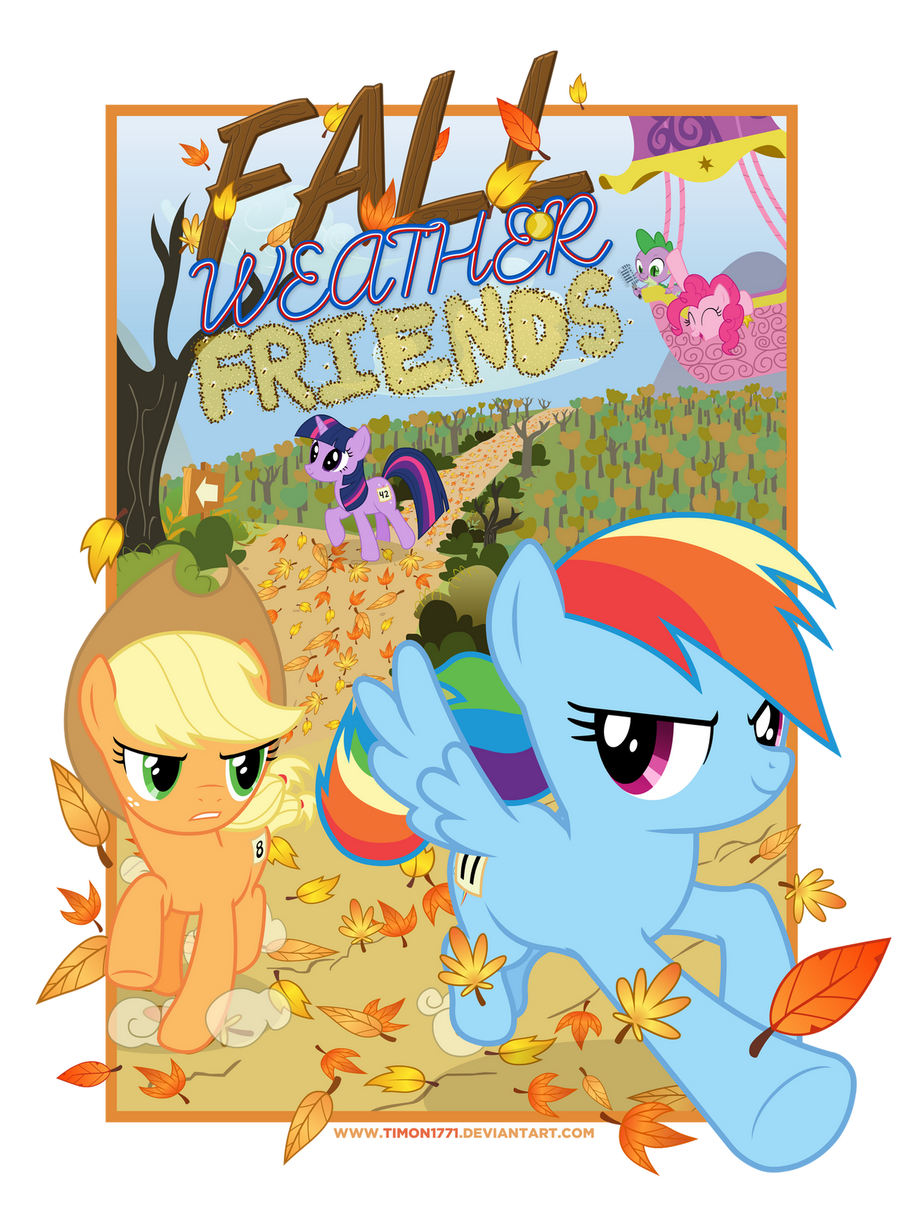 MLP Review: Fall Weather Friends (Season 1, Episode 13)