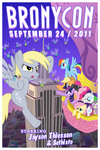 Official Bronycon Poster