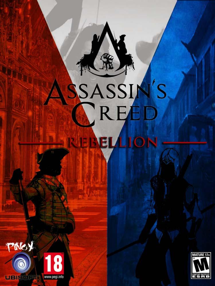 Assassins Creed Rebellion By Dobenvillaruz On Deviantart