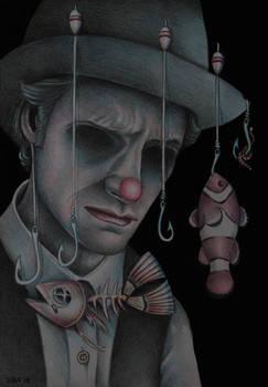 The clown man 1