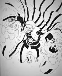 Naruto from Burrito by Escape-to-darkness