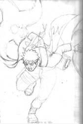 Naruto redo CHCAGO by Escape-to-darkness