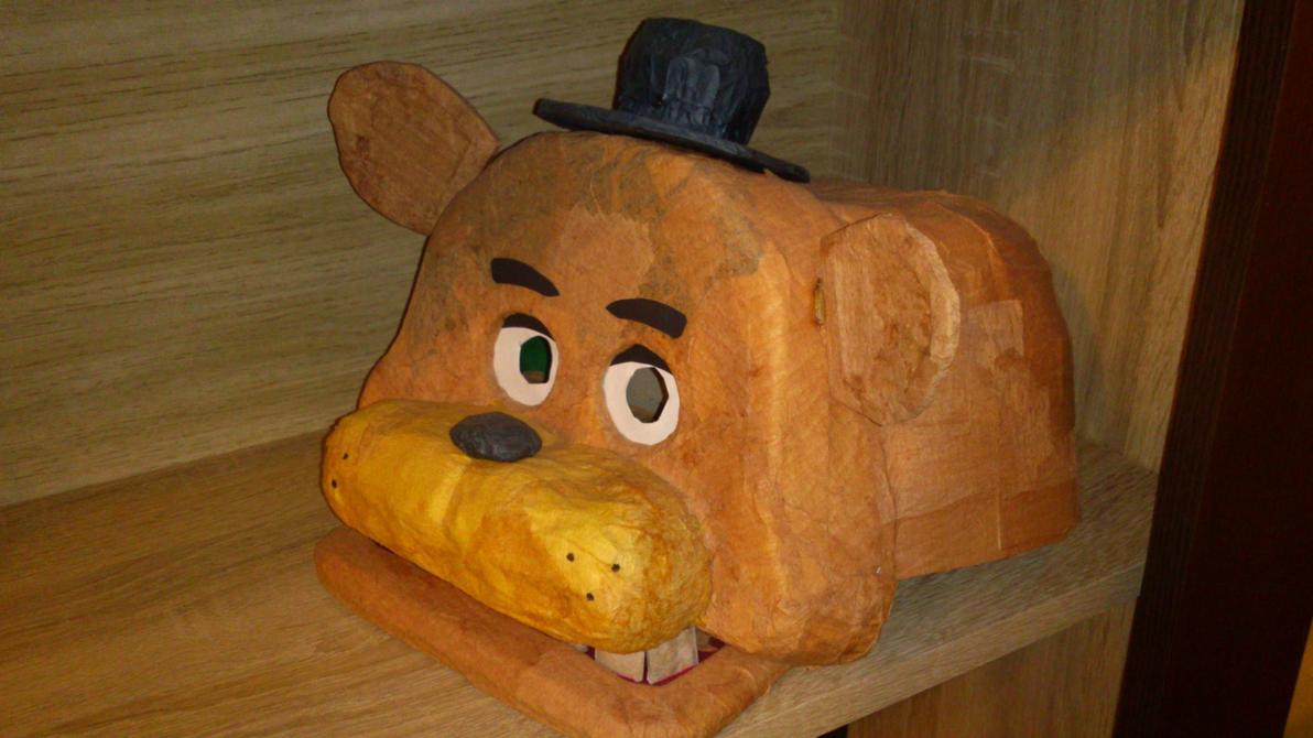 Freddy's Head by Kaminskyyy