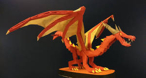 Red Dragon by Kaminskyyy