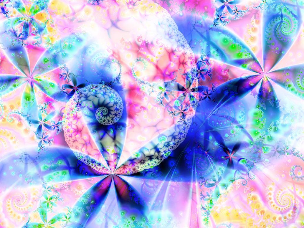 Psychedelic Fantasy by emilymhanson