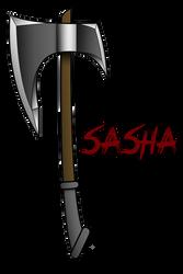 Sasha Design by kajukenbo1