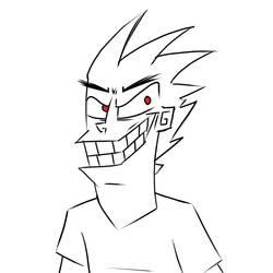 Random Doodle 2 by kajukenbo1