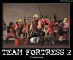 team fortress 2 is awsome