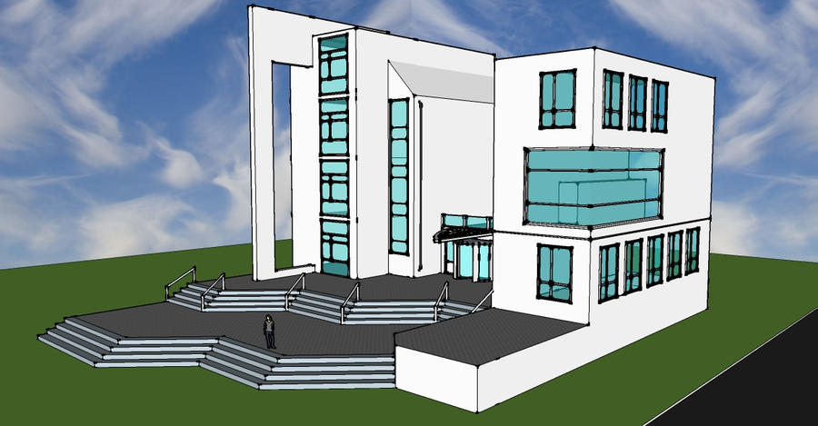 House Complex Home Design
