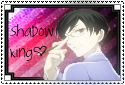 Kyoya Stamp by ThespianOwl