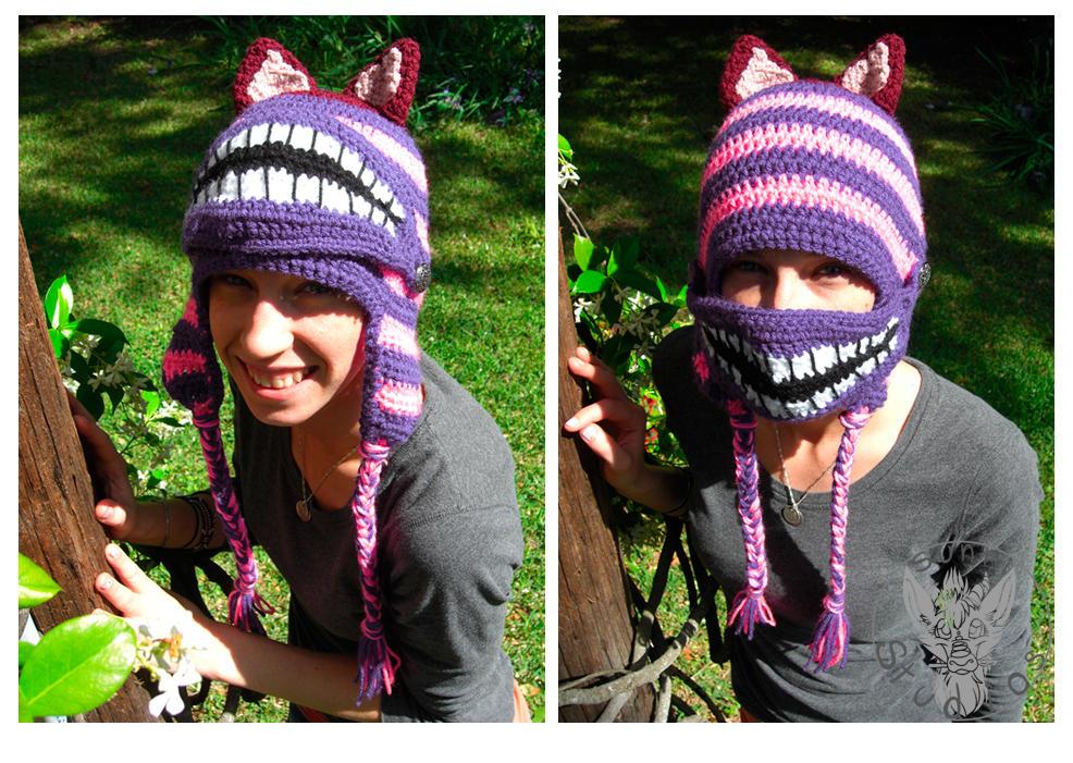 Ravelry: Cheshire Cat from Alice in Wonderland pattern by Wendy Korz | 701x986