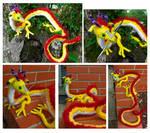 The Crochet Dragon