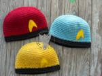 Star Trek Beanies