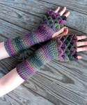 Dragonscale Gloves