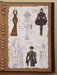Steampunk Fashion Book: 15/16 by Jesse-Gourgeon