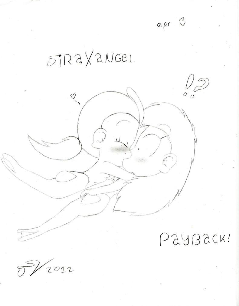 SiraXAngel ~ Payback! by Son-Void