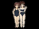 Kisekae ~ Aya and Chihaya