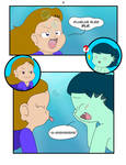 My Boyfriend is From the Sea #2 ~ Page 11