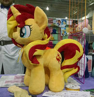 Sunset Shimmer by Bakufoon
