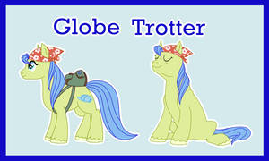Globe Trotter ref (G2 to G4) by Bakufoon