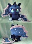 Princess Luna floppy plush