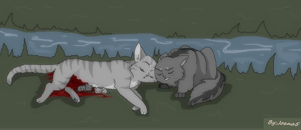 Silver Warrior Cats Anime