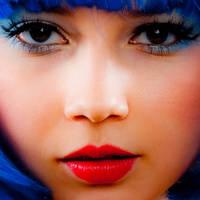 Ruby Blue by cyberlilly