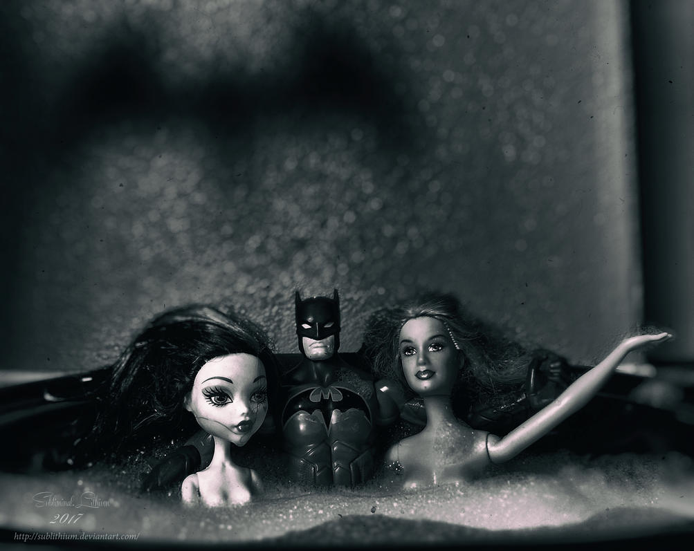 Hot-Tubbin' by sublithium