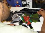 Batman and Robin Step 3