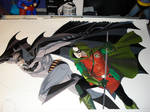 Batman and Robin Step 4