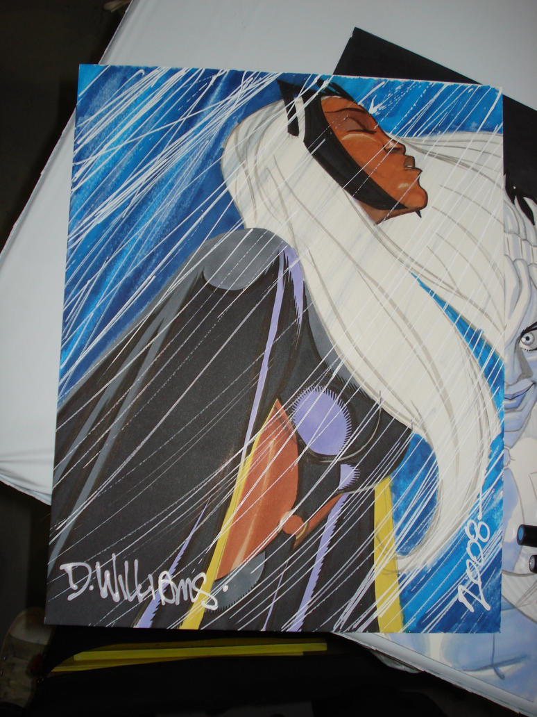 Storm at SuperCon 2008 by BroHawk