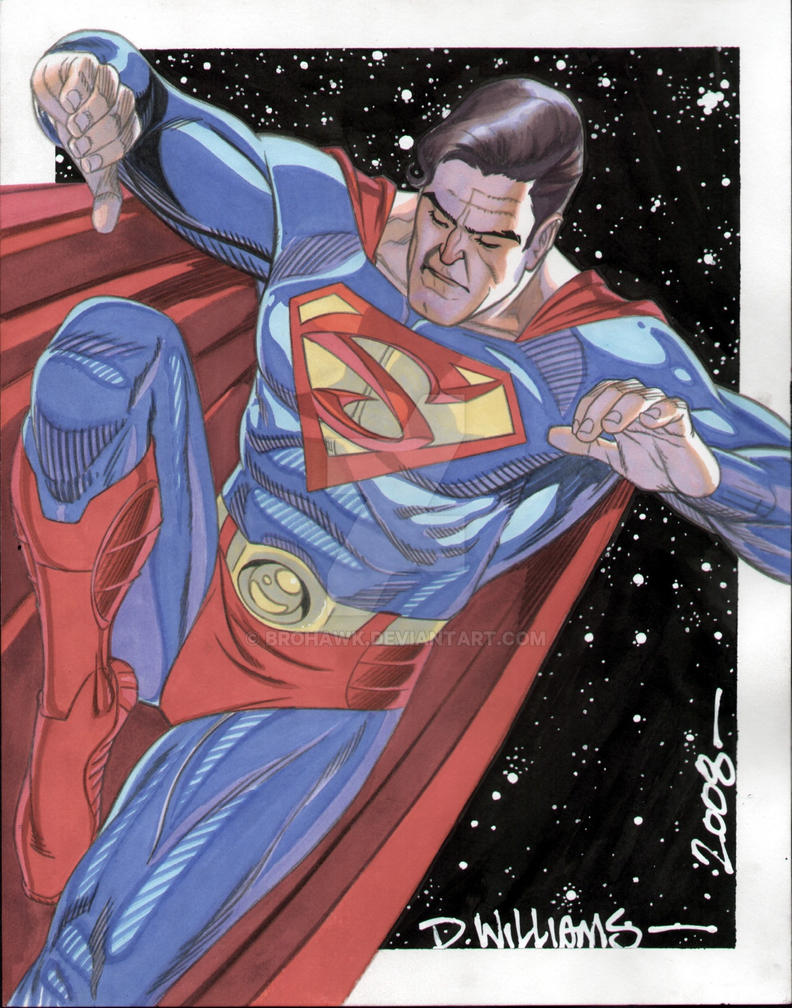 Supes Commission by BroHawk