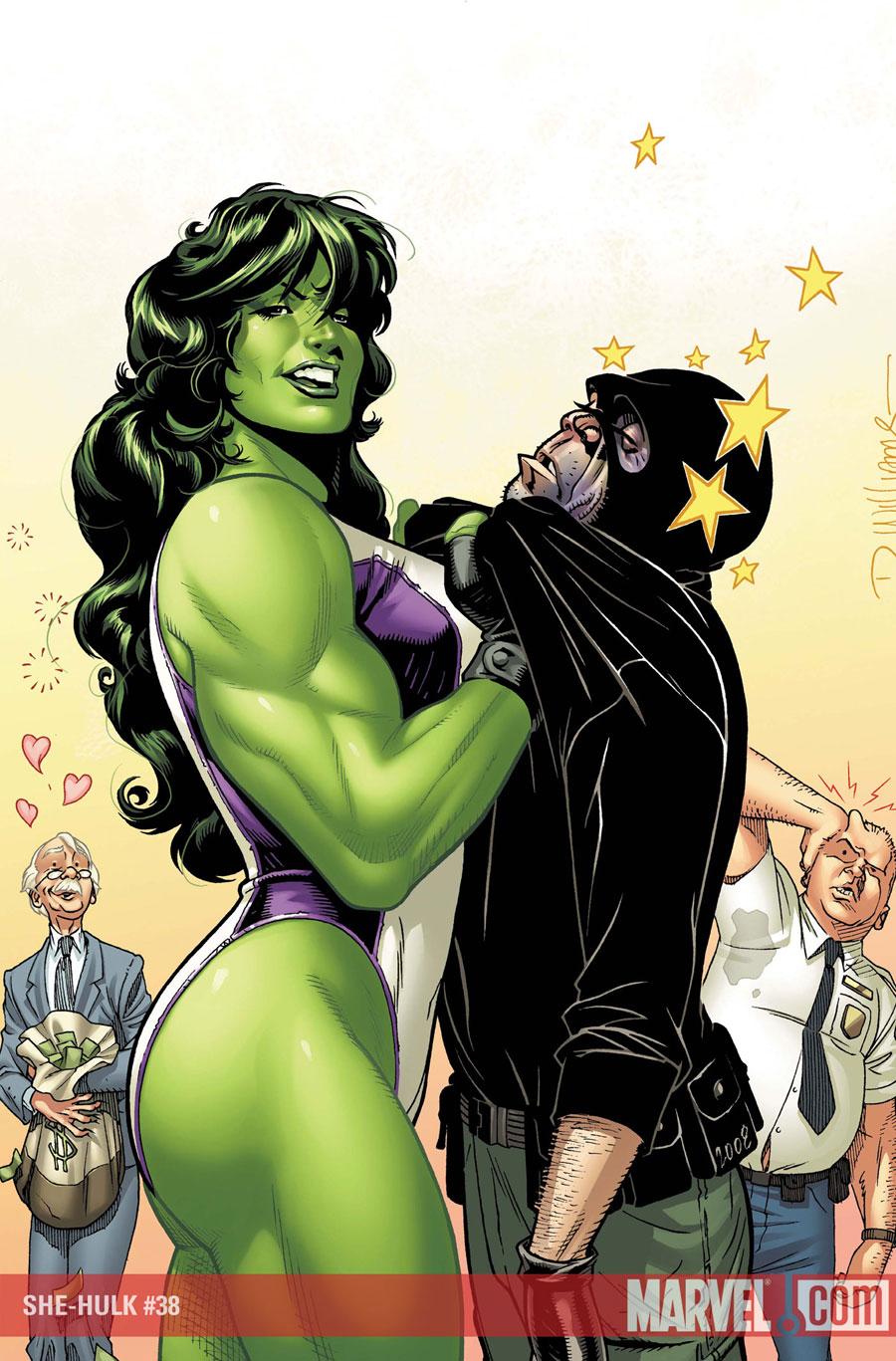 Oversexualization of women in comics