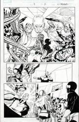 UXMFC Old Acquaintances PAGE21 by BroHawk