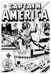 Captain America recreation