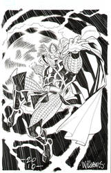 THOR COMMISSION 4 MIKE by BroHawk