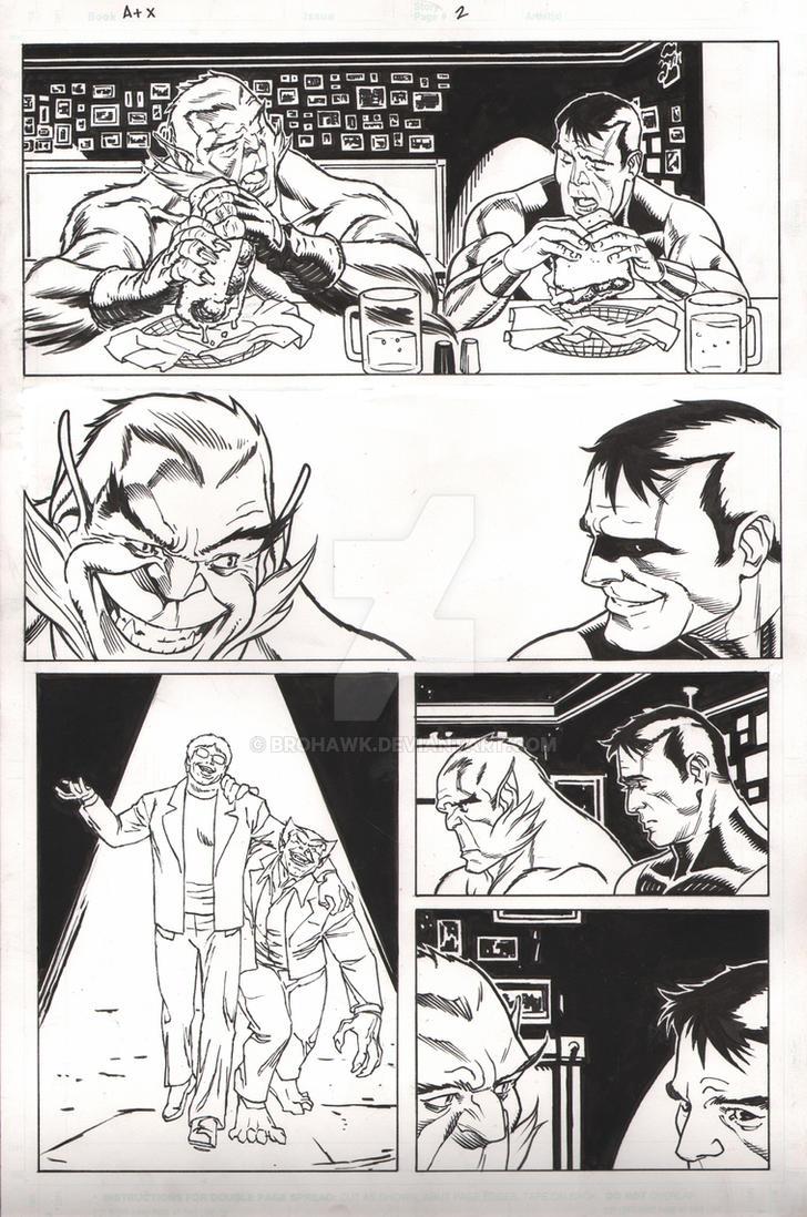 A+X page 2 by BroHawk