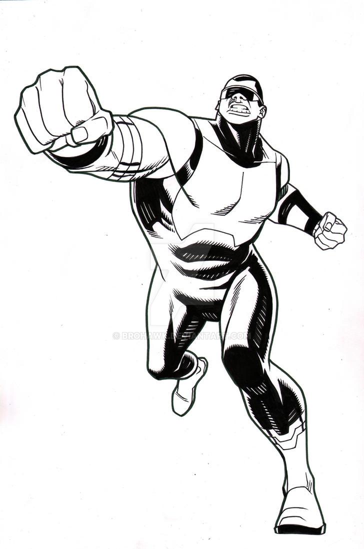 ultimate spiderman powerman - photo #30