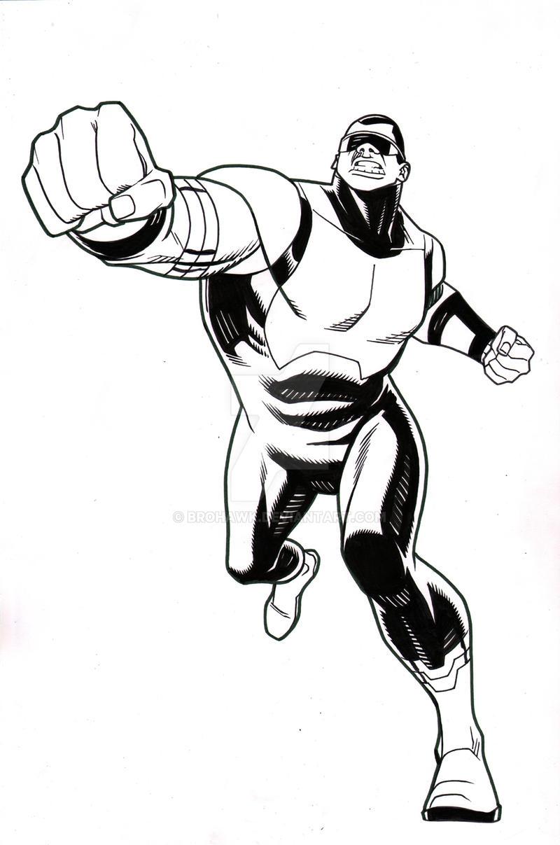 Ultimate Spider-man episode 8-Power-Man by BroHawk on ...