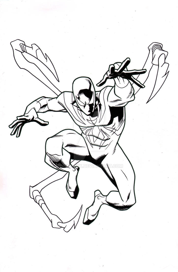 Uncategorized Iron Spider Coloring Pages ultimate spider man episode 8 iron by brohawk on deviantart brohawk