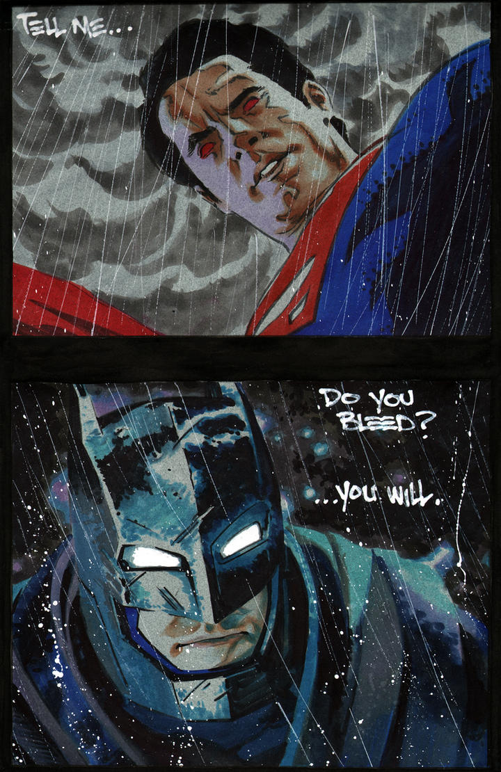Tell me..Do you Bleed? by BroHawk
