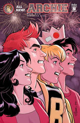 The Archie gang by BroHawk