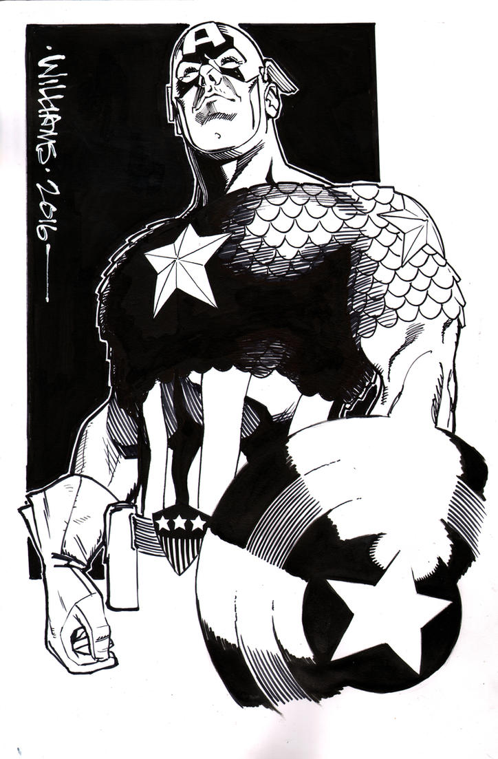 Cap commission for Bill by BroHawk