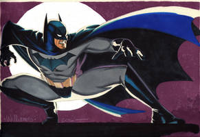 Yet another BATMAN commission