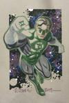 Green Lantern Phoenix Con commission
