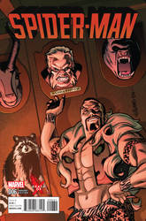 Death of X Sabertooth variant cover final